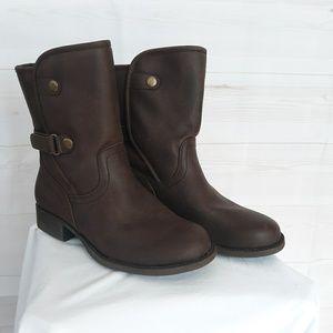 """Baretraps """"Hobson"""" moto boots Size 5.5M"""